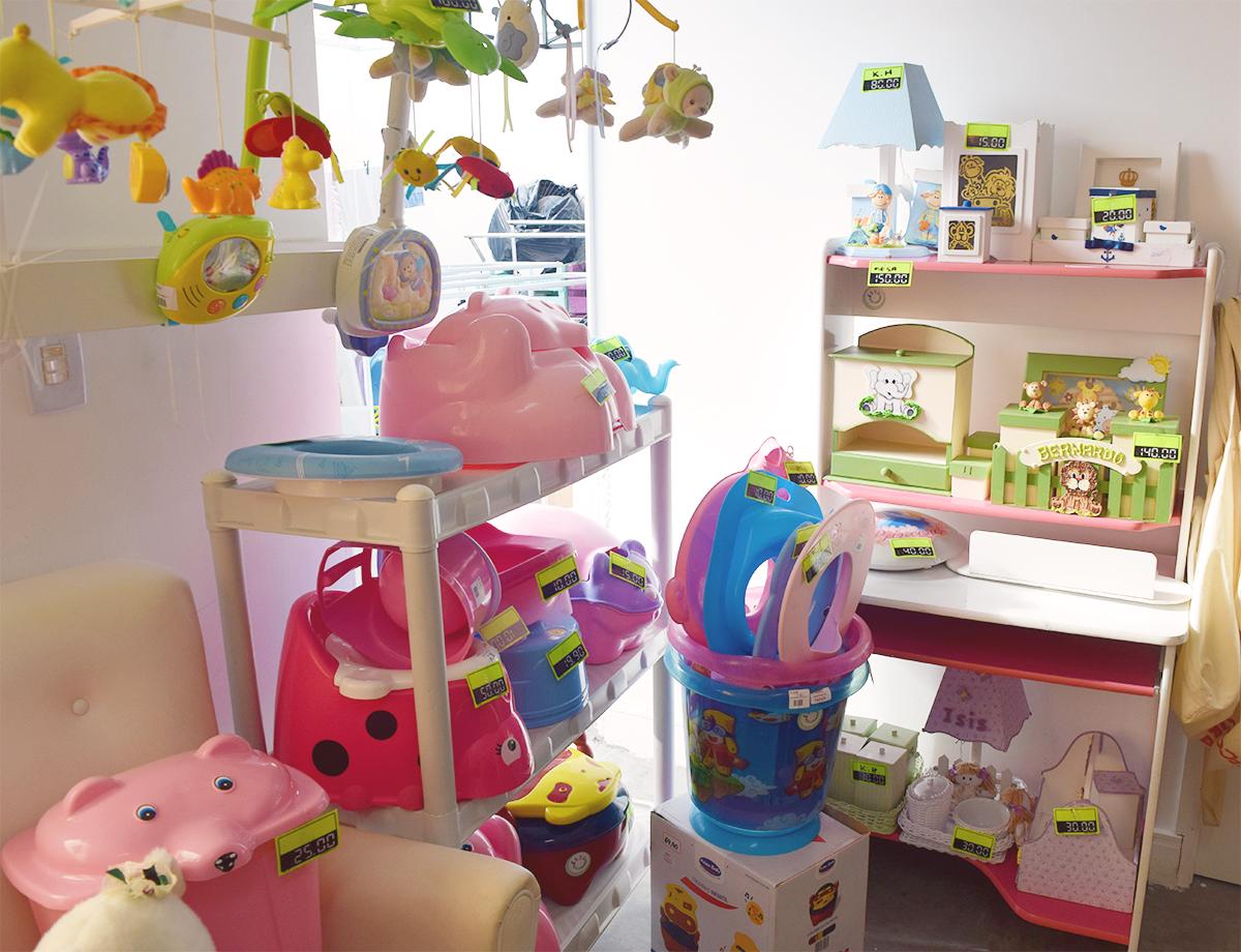 Bazar Infantil Eco Ciranda Abril 2019
